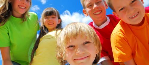 Дети и физкультура